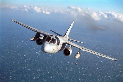 military aircraft submarine tracking s-3 viking