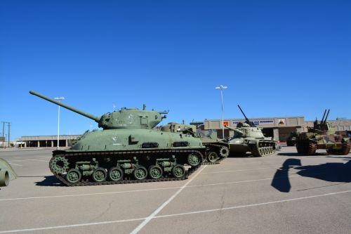 Military American Armor Museum 4