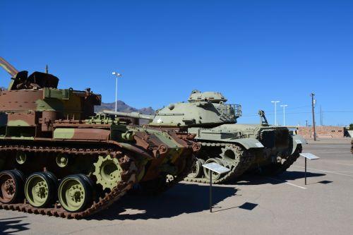 Military American Tank Museum 2