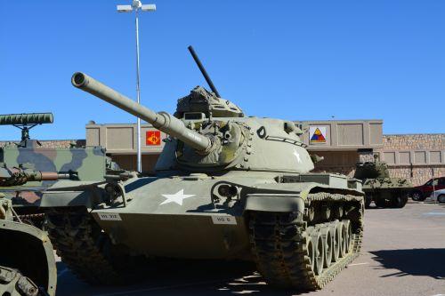 Military American Tank Museum