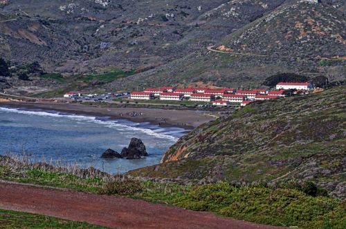 Military Housing By Ocean