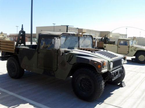 Military Humvee Armor Soldiers