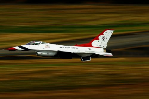 military jet aircraft take off