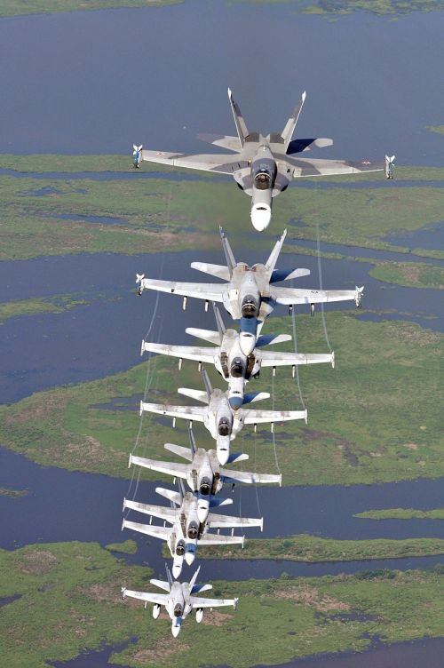 military jet formation precision aircraft