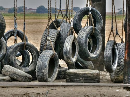 Military Training Tires