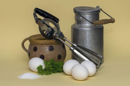 milk egg agitator