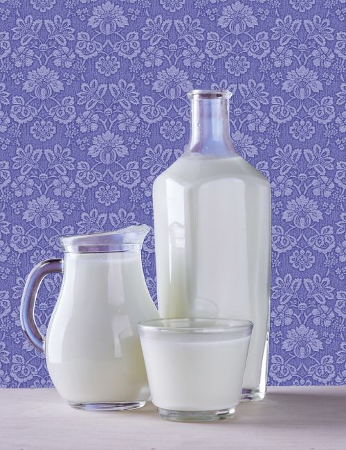 milk bottle jug