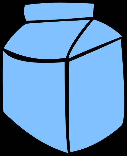 milk carton package milk