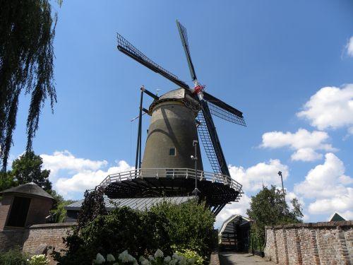 mill ijsselstein wind mill