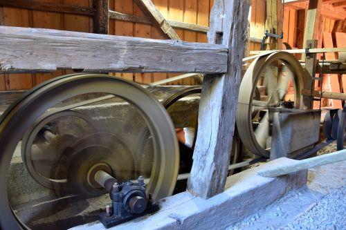 mill drive belt drive