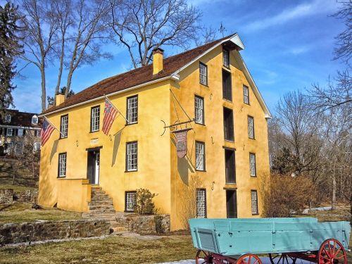 mill pennsylvania wagon