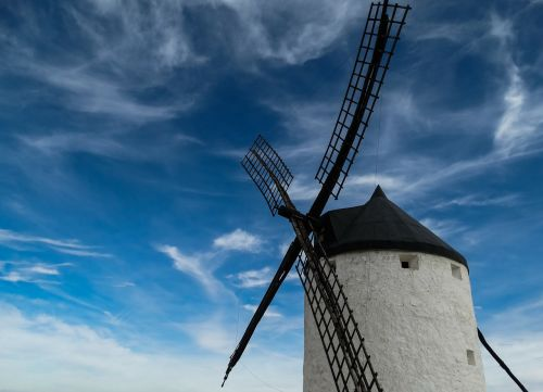 mill windmill wind