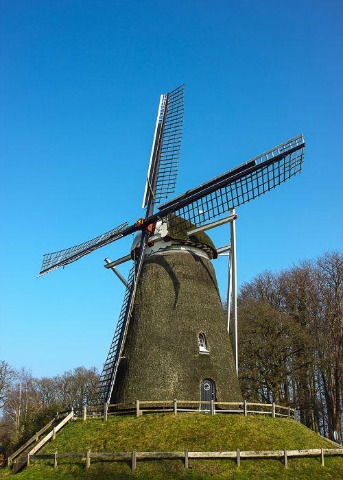 mill netherlands dutch mill