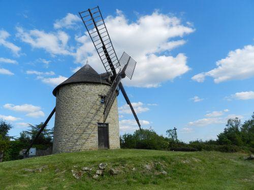 mill mont-dol france