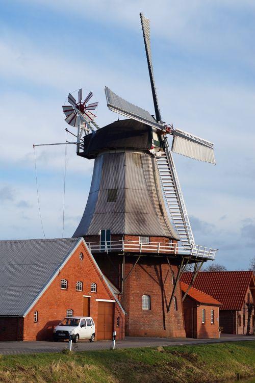 mill flour mill windmill