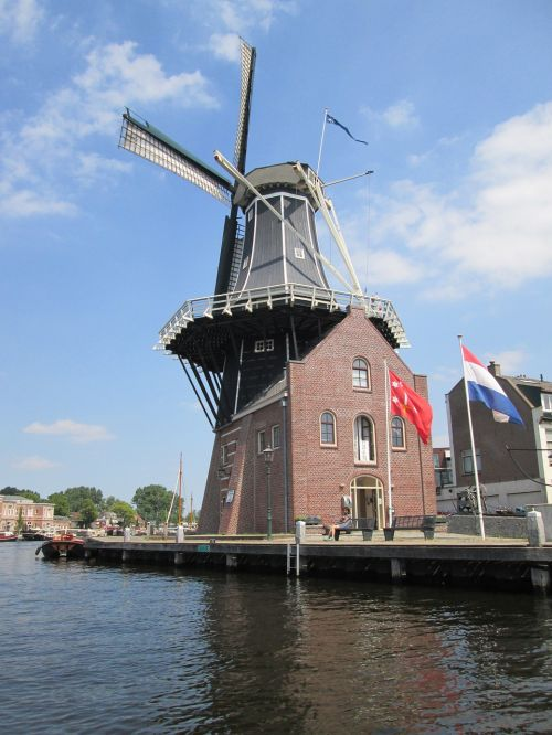 mill air dutch landscape