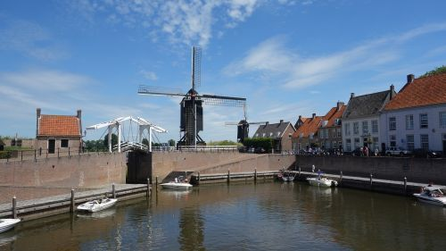 mill netherlands holland