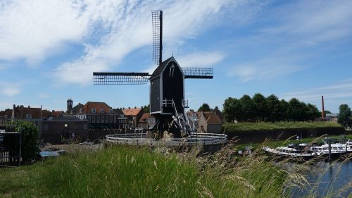 mill wicks netherlands