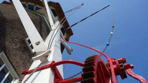 mill wind mill kruiwerk
