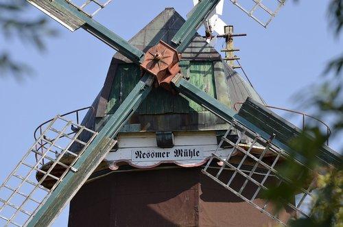 mill  wing  windmill