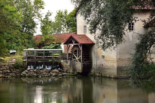 mill  old  water