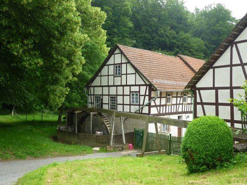 mill upper mill truss
