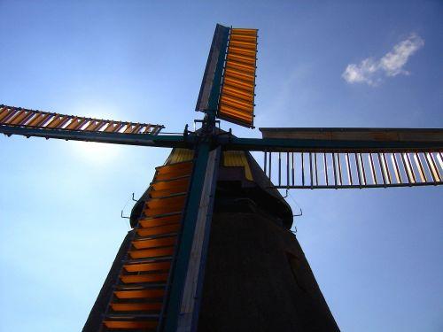 mill wind wing