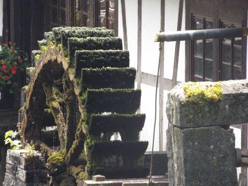 mill wheel mill waterwheel