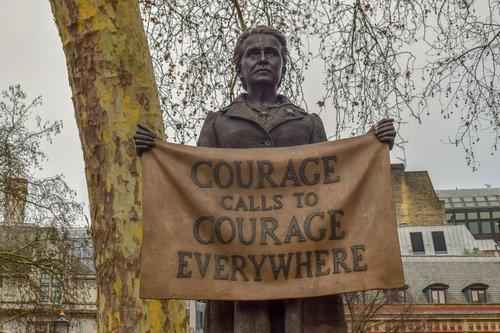 millicent fawcett  feminist  suffragette