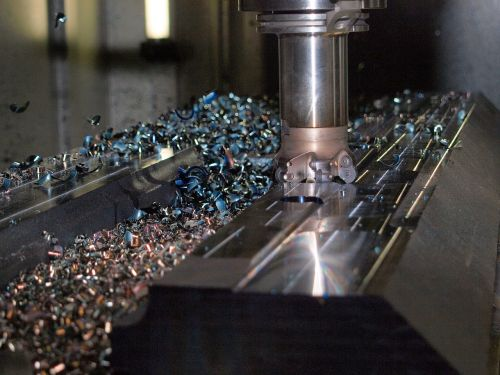 milling machining industry