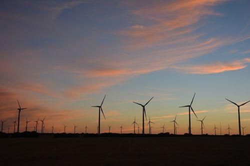 mills sunset twilight