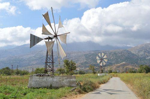 mills plateau lasithi