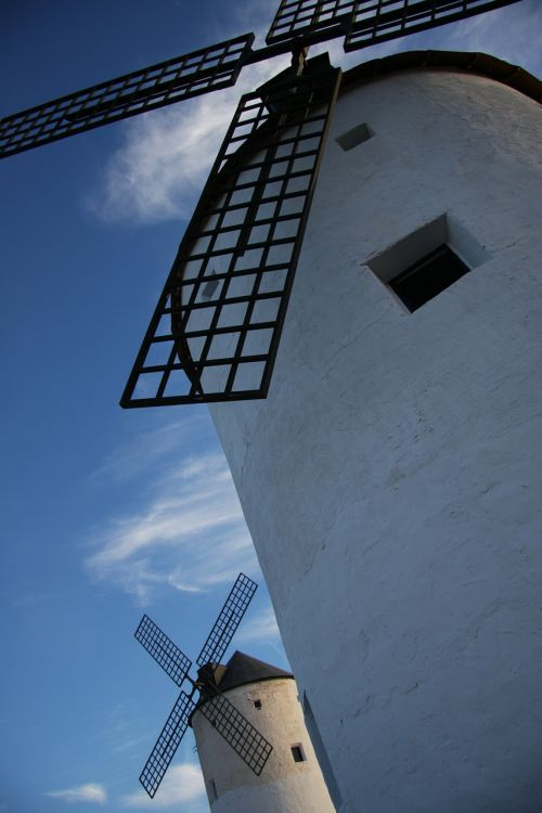 mills windmill don quixote