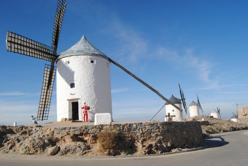 mills mill don quixote
