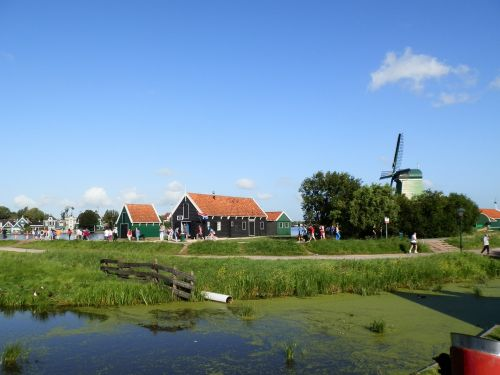 mills landscapes holland