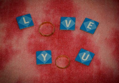 I Love You - Inscription