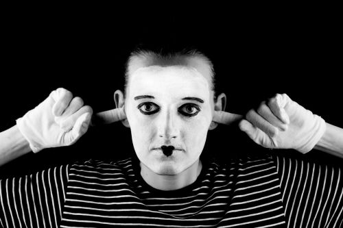 Mime Can Not Hear