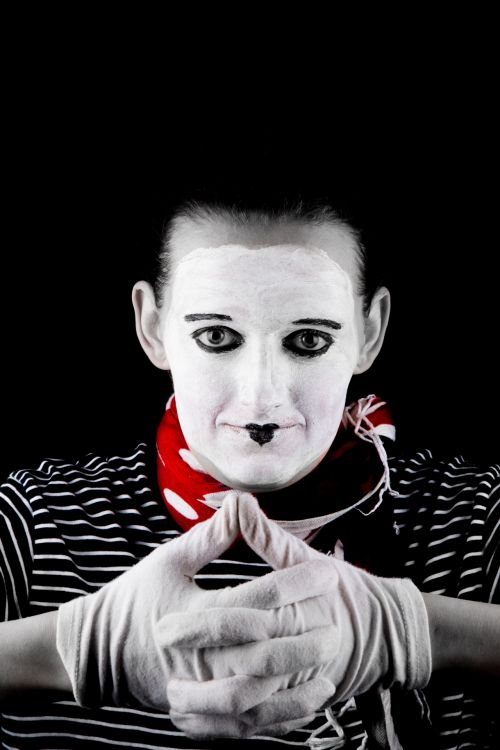 Mime In Love