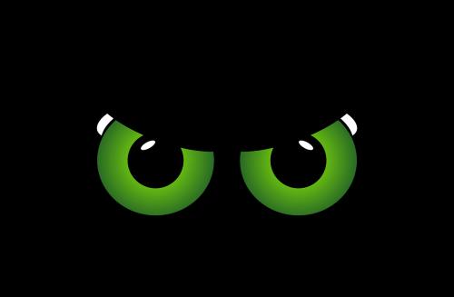 mina eyes eye