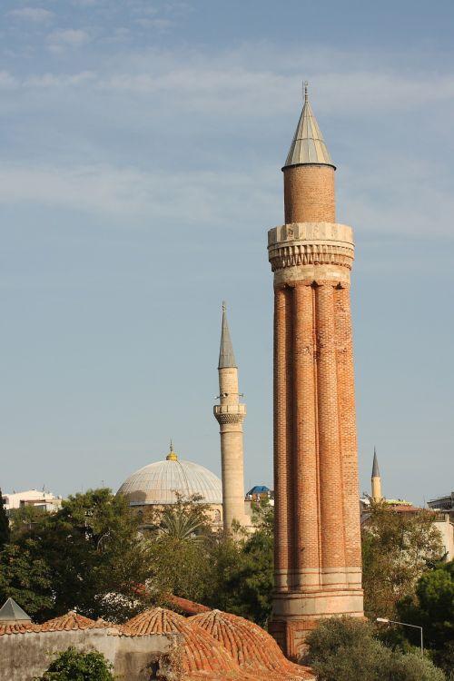 minaret cami islam