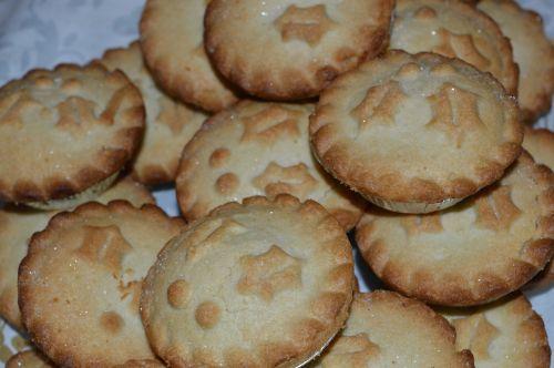 mince pie food christmas