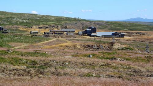 mine copper copper mine