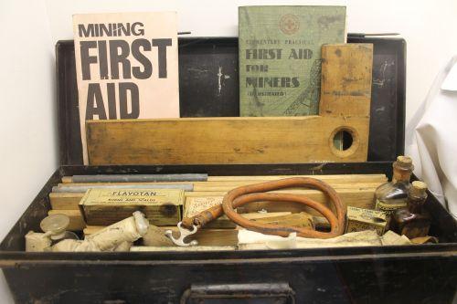 mine coal mine medical