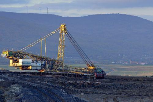 mine extraction coal