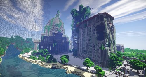 minecraft surival games 2 map