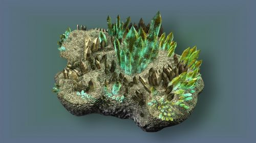 mineral stone gem