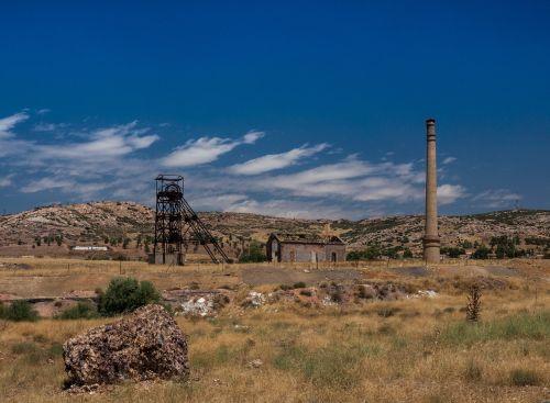 mines mining cast iron