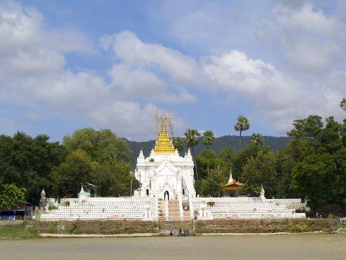 mingun burma pagoda