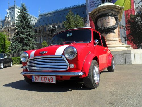 mini mini cooper car
