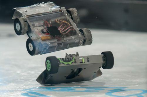 Mini Bot Robot War Battles
